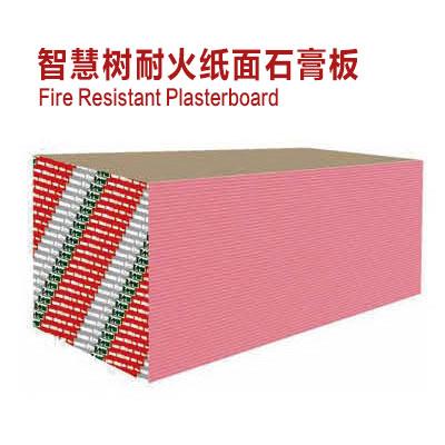 智慧树耐火纸面石膏板